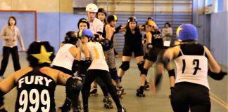 roller derby marseille