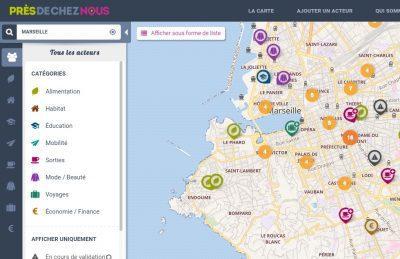 , Carte interactive : 200 bons plans écolos et solidaires autour de Marseille, Made in Marseille, Made in Marseille