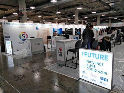 , Carnet de bord – En direct du CES 2018 à Las Vegas avec Aix-Marseille French Tech