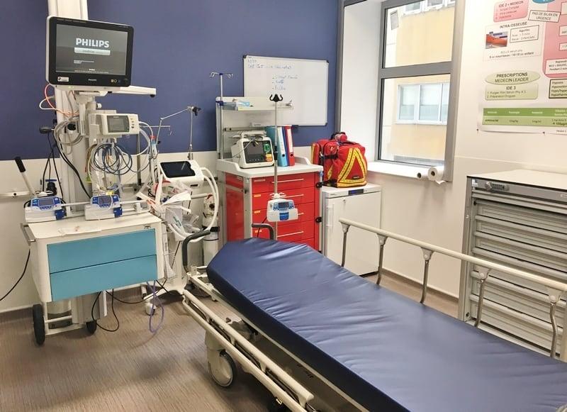 les urgences p diatriques de la timone s 39 agrandissent et font peau neuve made in marseille. Black Bedroom Furniture Sets. Home Design Ideas