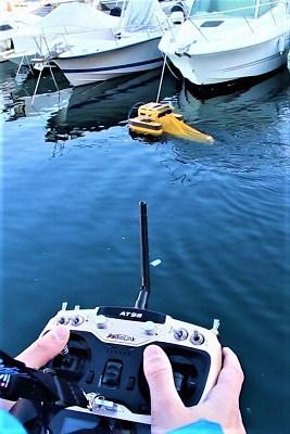 , Jellyfishbot, le robot nettoyeur des mers part à la conquête du monde, Made in Marseille, Made in Marseille