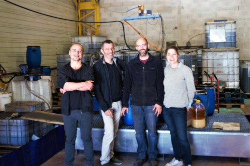 , Oléo-Déclic – l'huile de restaurant recyclée chauffe un centre de tri de la Poste, Made in Marseille, Made in Marseille