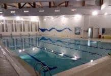 La piscine de la Granière à Saint Marcel, Marseille