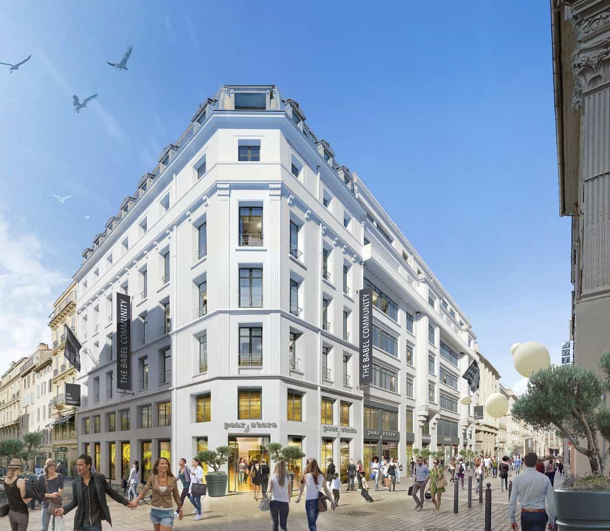 , Un plan d'action pour booster l'offre de bureaux dans le centre-ville de Marseille