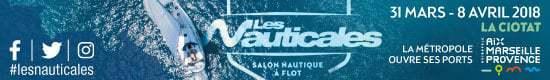 Les Nauticales 2018 méga