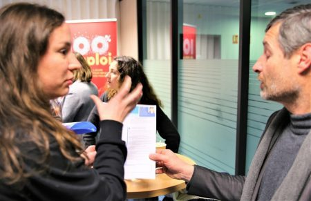 , Les coulisses du recrutement – Pôle Emploi Mourepiane fait dialoguer candidats et recruteurs