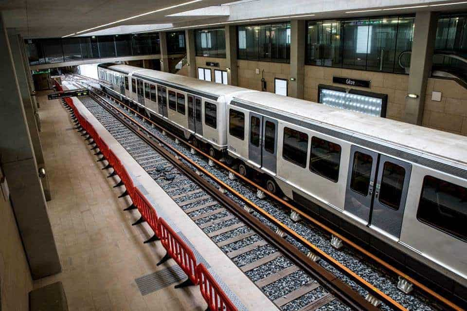pôle d'échange, L'extension du métro vers le pôle Capitaine Gèze repoussée à 2019, Made in Marseille, Made in Marseille