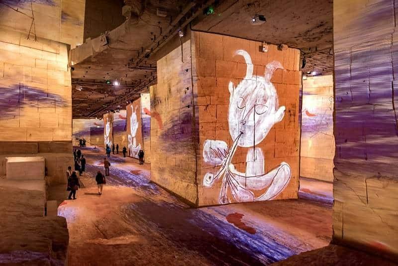 , Une exposition en sons et lumières de Picasso à voir aux Baux de Provence, Made in Marseille, Made in Marseille