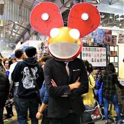 japan expo chanot