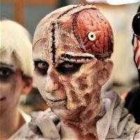 japan expo cosplay zombie