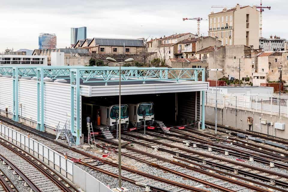 pôle d'échange, L'extension du métro vers le pôle Capitaine Gèze repoussée à 2019