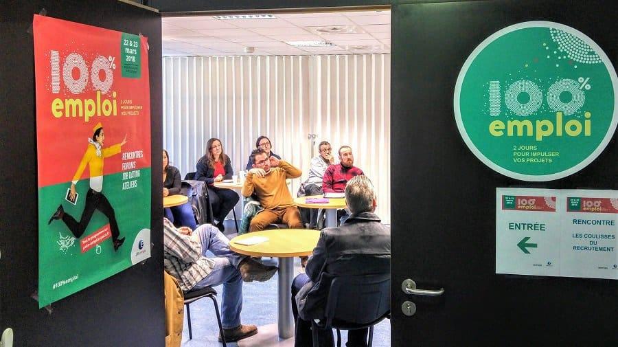 , Les coulisses du recrutement – Pôle Emploi Mourepiane fait dialoguer candidats et recruteurs, Made in Marseille, Made in Marseille