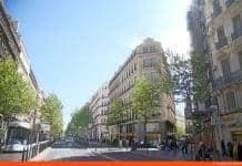 projet hotel luxe canebière