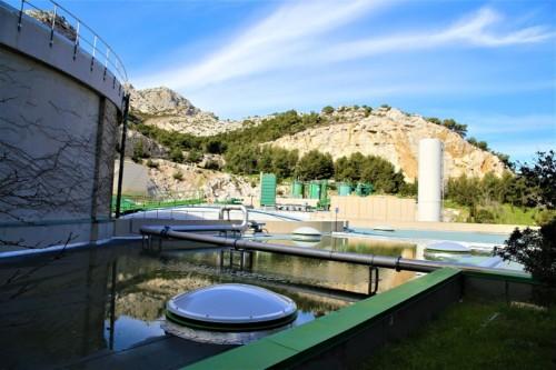 , La plus grosse centrale de biométhane en France s'installe à Sormiou