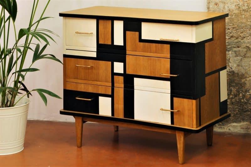 , Une créatrice marseillaise offre une seconde vie design à vos anciens meubles
