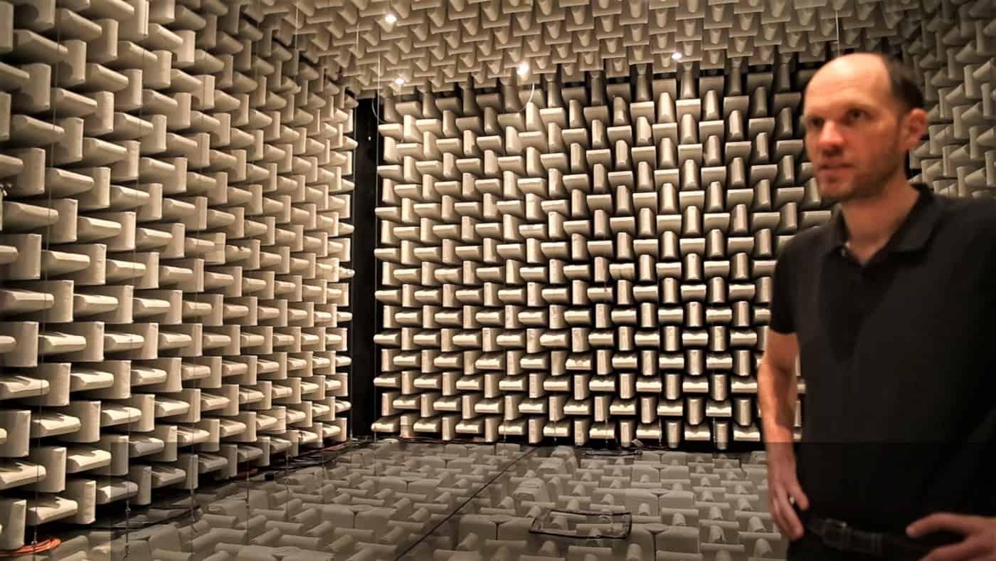 , Invention – Des pièces étranges qui suppriment le bruit à Château-Gombert