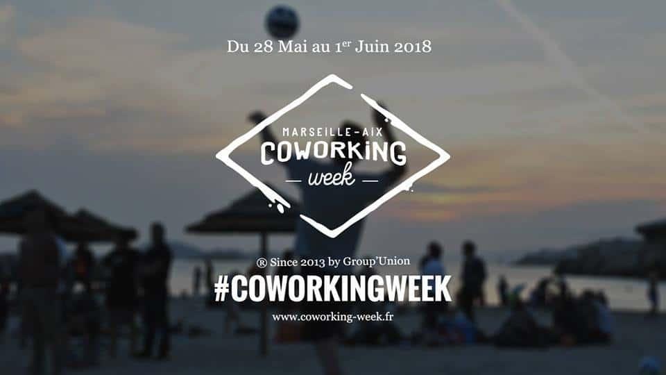 , Découvrez le programme de la Coworking Week 2018
