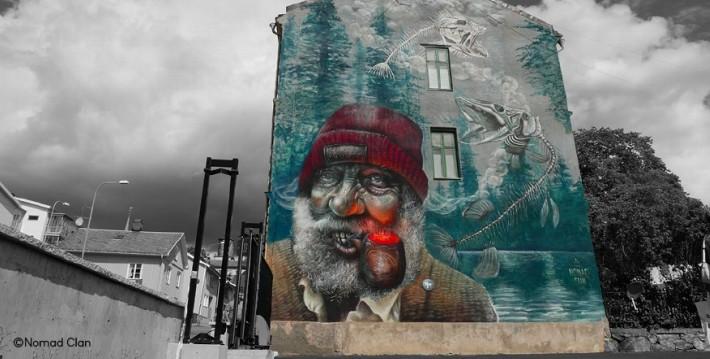 , Une fresque XXL de street-art inaugurée à la Belle de Mai