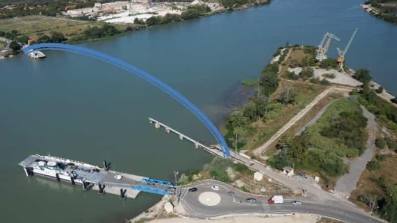 Bient t un pont pour relier salin de giraud et port saint - Office du tourisme salin de giraud ...