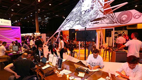 Jusqu'au 26 mai, 18 startups innovantes se dévoilent au Salon Viva Technology à Paris sous la bannière commune « Aix-Marseille-Provence ». Une délégation de la Métropole Aix-Marseille-Provence, la Chambre de Commerce et d'Industrie Marseille Provence, la