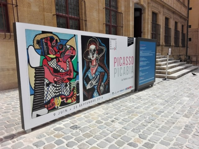 , Exposition Picasso – Picabia : le musée Granet met la peinture au défi, Made in Marseille, Made in Marseille