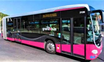 bus haut niveau de service marseille
