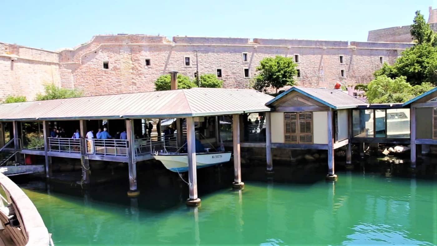 , La nouvelle vie de la mystérieuse Casa Delauze aux pieds du Fort Ganteaume