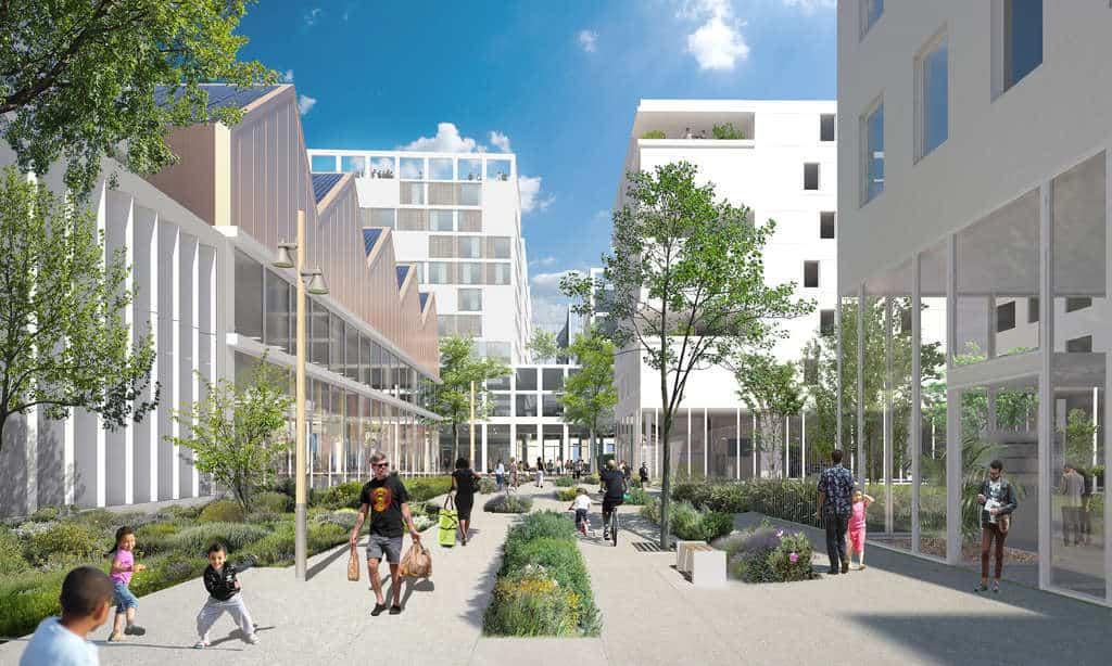 , Les Fabriques, l'écoquartier qui veut transformer les quartiers Nord de Marseille, Made in Marseille