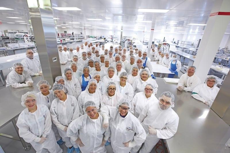 , Le groupe Sartorius Stedim Biotech enregistre 200 embauches depuis 2016