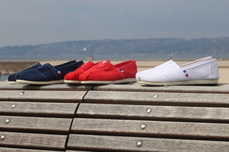 , Espigas – Des chaussures tendances, solidaires et 100% marseillaises, Made in Marseille