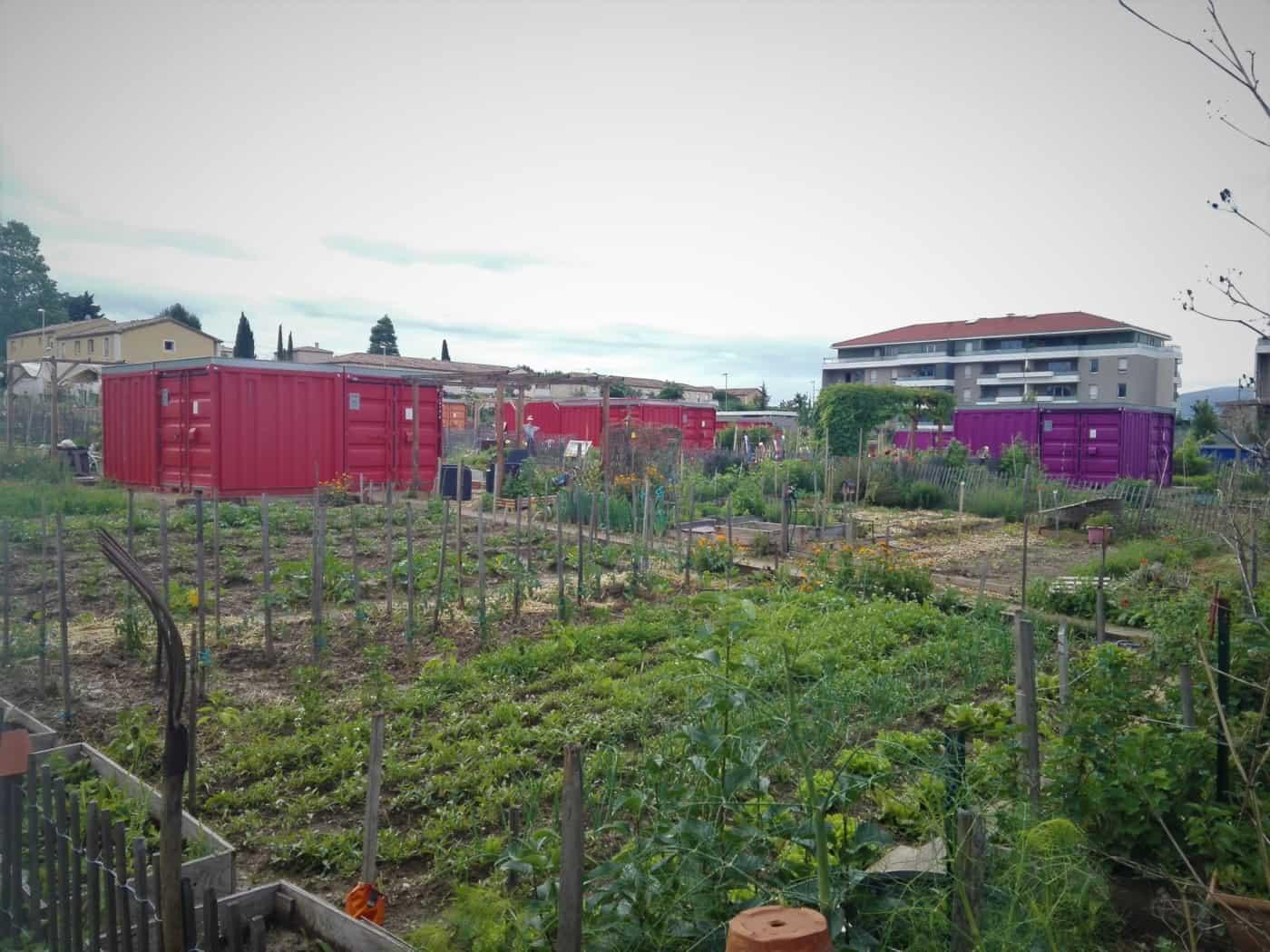 , Au Nord de Marseille, ouvrez les portes du jardin partagé du parc Athéna