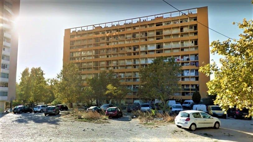 , Parc Corot : grand nettoyage citoyen de cette cité devenue une véritable décharge sauvage, Made in Marseille, Made in Marseille