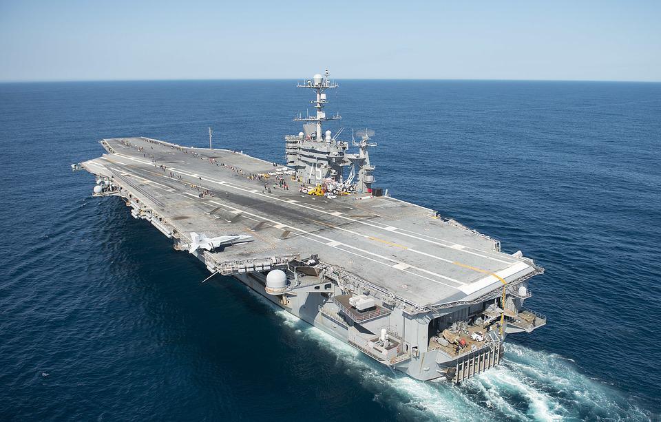 , Escale classée confidentielle du porte-avions USS Truman à Marseille
