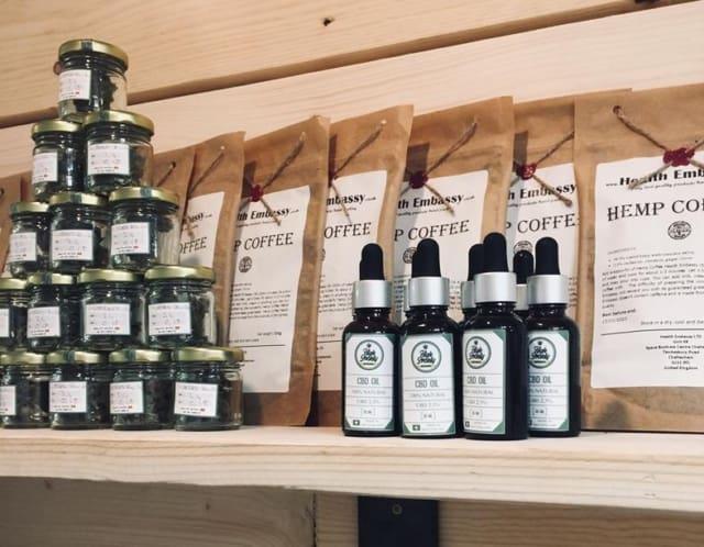 , High society, une boutique de produits au chanvre s'installe au Cours Julien
