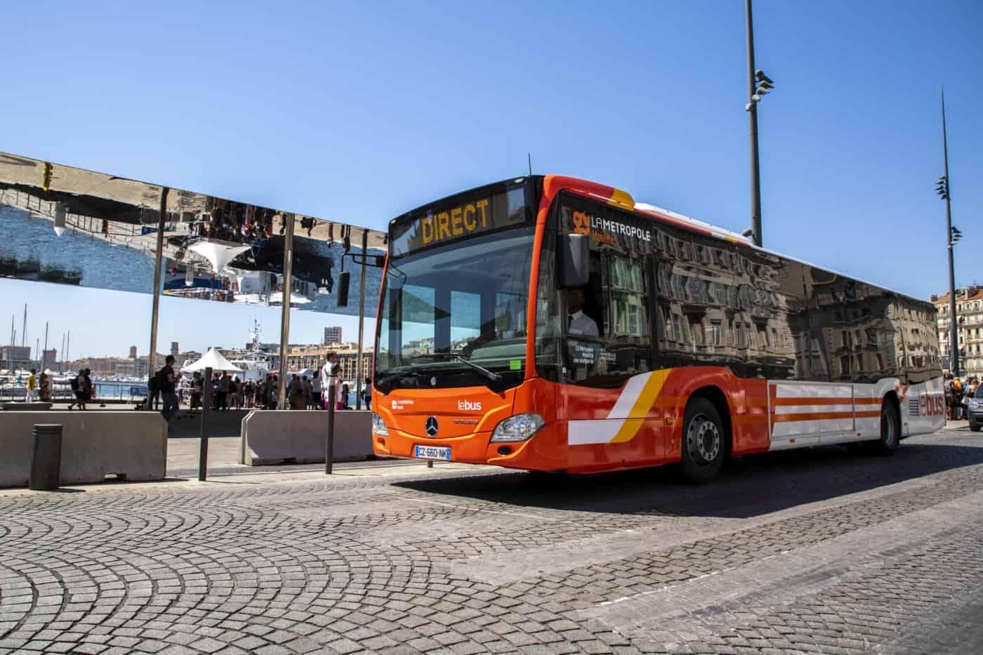 , Le Pass Métropole, transports illimités à 1€/jour pour les étudiants et les séniors, Made in Marseille, Made in Marseille