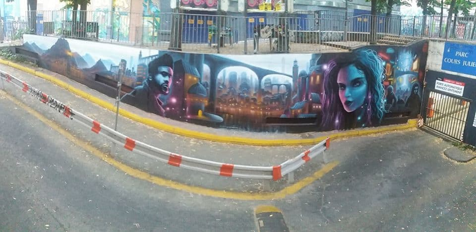 , 200 nouveaux graffs pour décorer les murs du Cours Julien