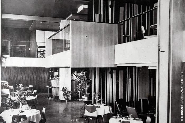 le ventre de l architecte le resto gastro de la cit. Black Bedroom Furniture Sets. Home Design Ideas