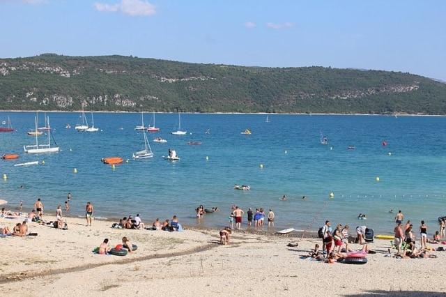 , Le lac de Sainte-Croix, baignade en eau douce au cœur de la Provence, Made in Marseille, Made in Marseille