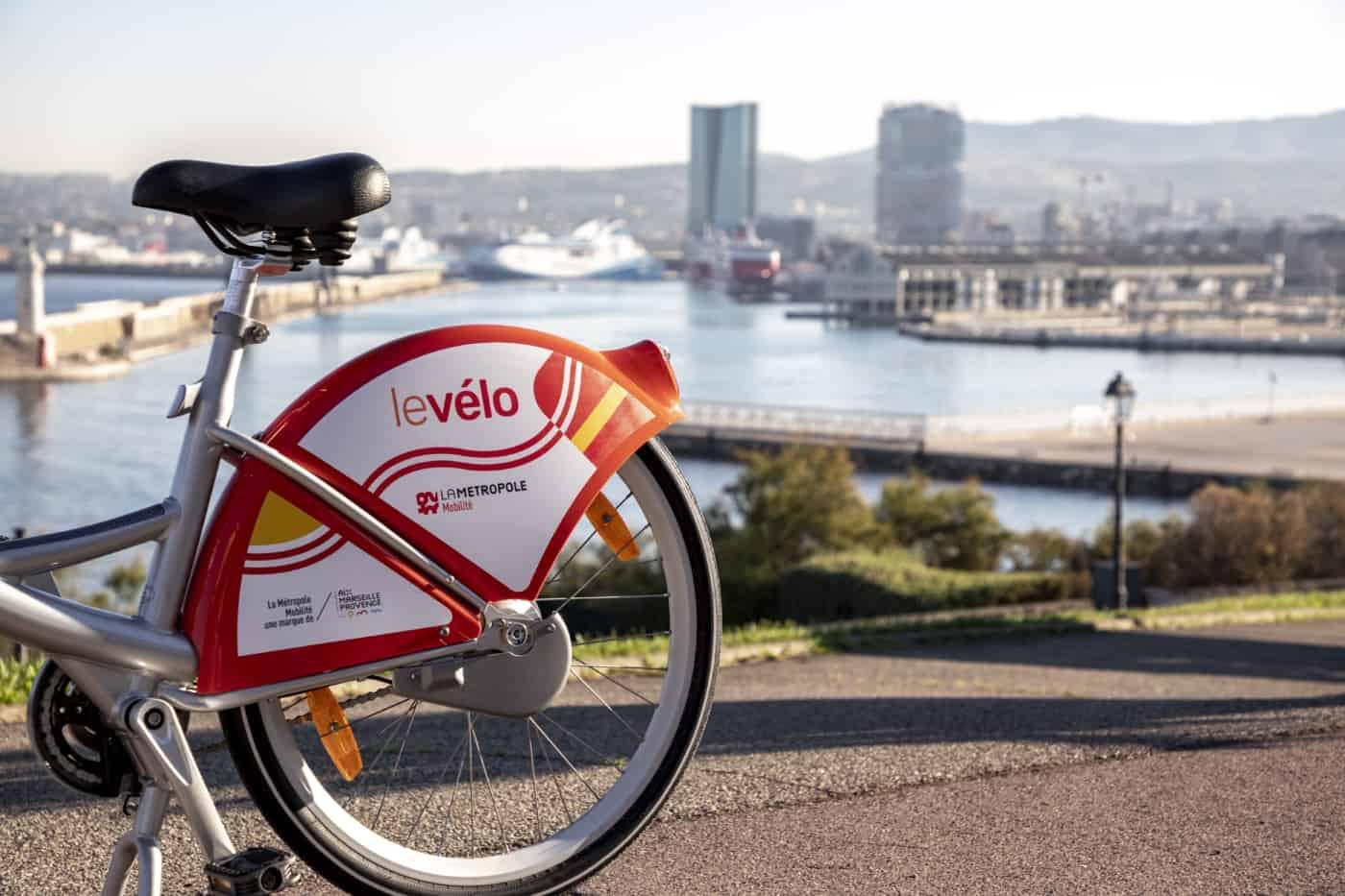 , La Métropole veut améliorer le vélo en libre service et l'étendre à 11 villes hors de Marseille