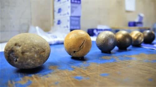 , Boule bleue – Découvrez la plus vieille fabrique de boules de pétanque au monde, Made in Marseille, Made in Marseille