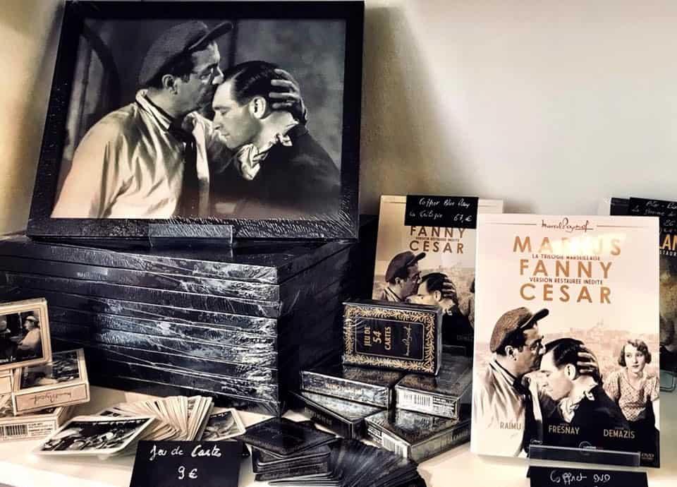 , Des objets de Marcel Pagnol mis aux enchères pour financer la restauration de ses films