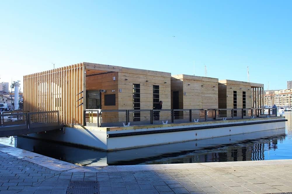 , La nouvelle gare maritime du Frioul accueille ses premiers voyageurs ce vendredi