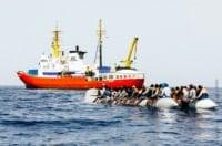 , Mobilisation ce samedi pour sauver l'Aquarius, de retour à Marseille dans une ambiance tendue