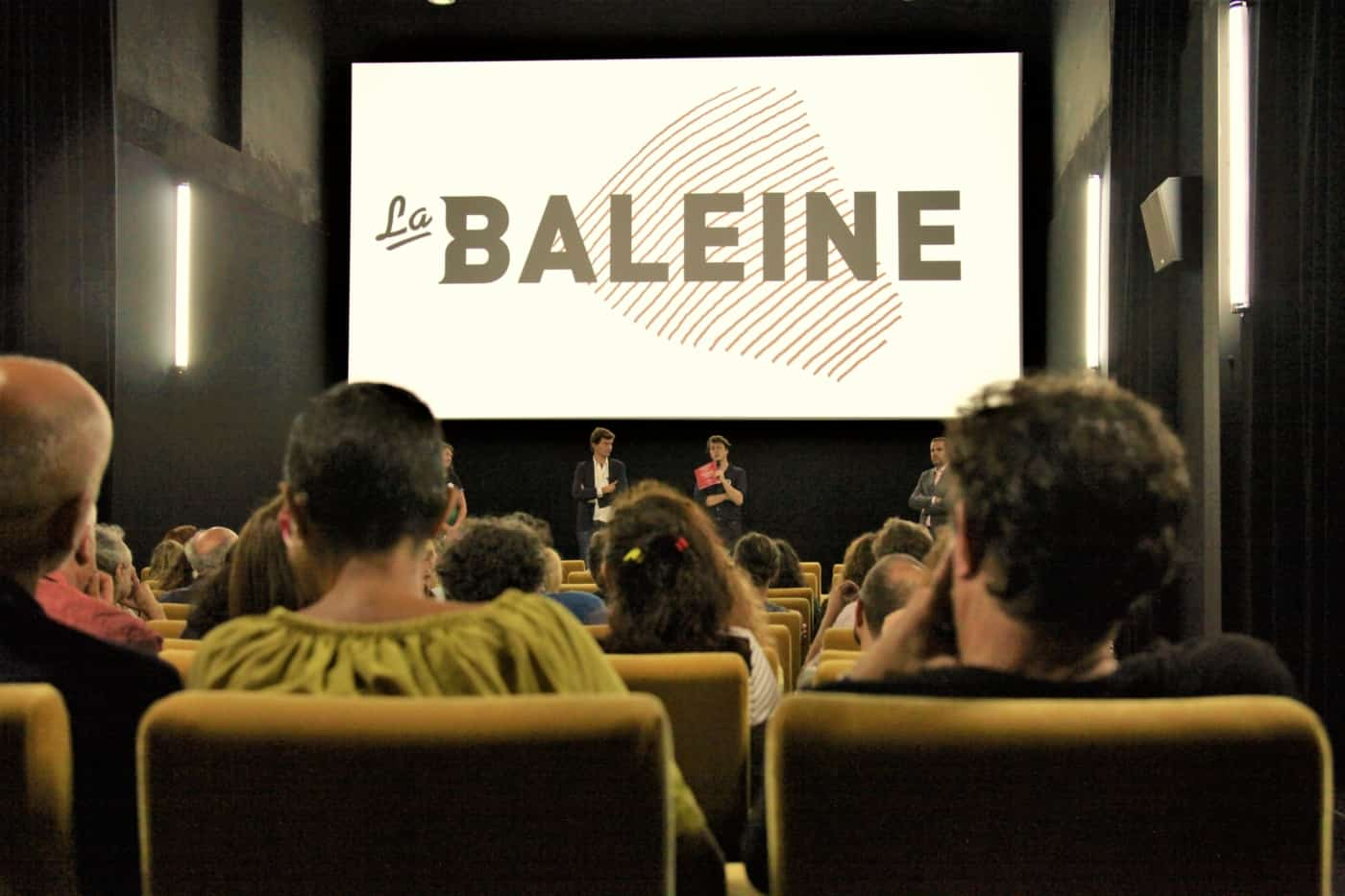 , La Baleine : un ciné-bistrot d'art et d'essai ouvre ses portes au cours Ju'