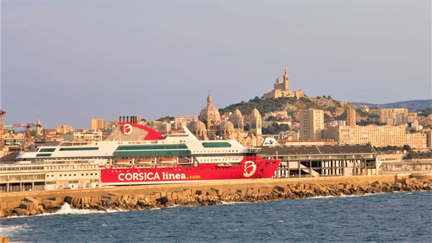 , Les ferries Marseille-Tunis bientôt branchés électriquement à quai, Made in Marseille