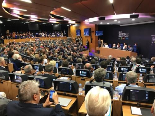 , Martine Vassal élue nouvelle présidente d'Aix Marseille Provence Métropole