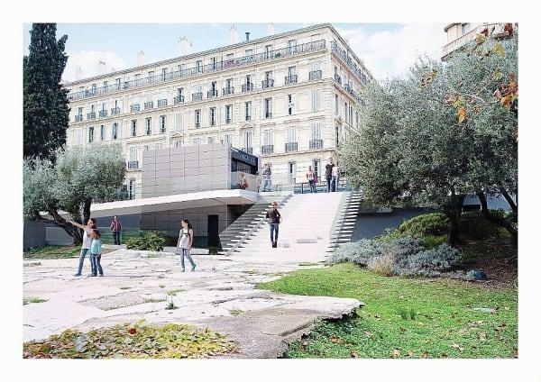 , Lifting en vue pour le Port antique du musée d'Histoire de Marseille