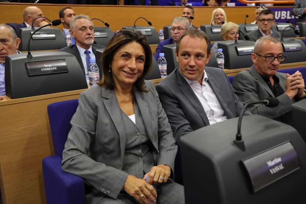 , Martine Vassal élue nouvelle présidente d'Aix Marseille Provence Métropole, Made in Marseille, Made in Marseille
