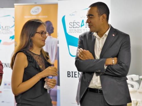 , SésÂme Jeunes Talents – le réseau pour lutter contre les inégalités