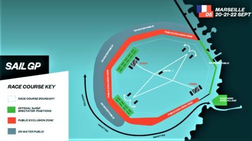 , Marseille veut accueillir la plus grande course de voile de l'histoire des JO